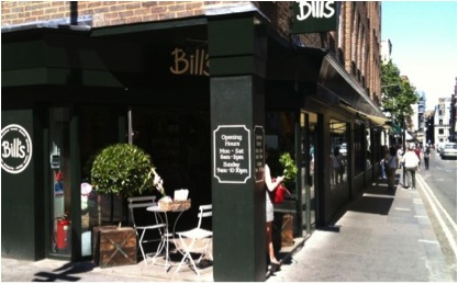 The latest branch of Bills