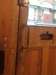 Paperback Door in The Swan and Edgar