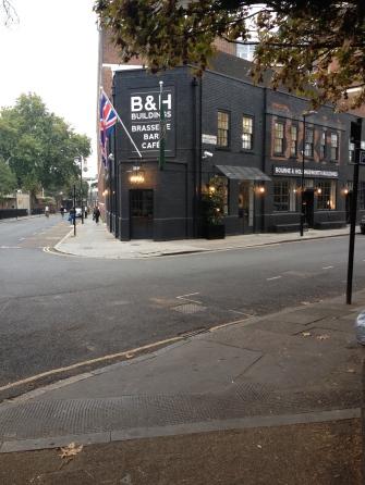 Bourne & Hollingsworth Exterior