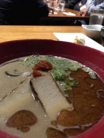Aka Vegetarian at Ippudo