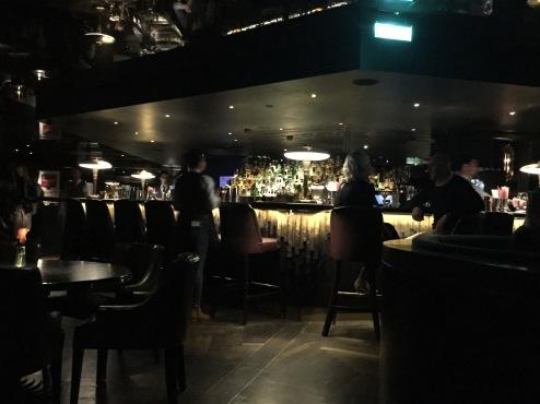 The Bar at City Social