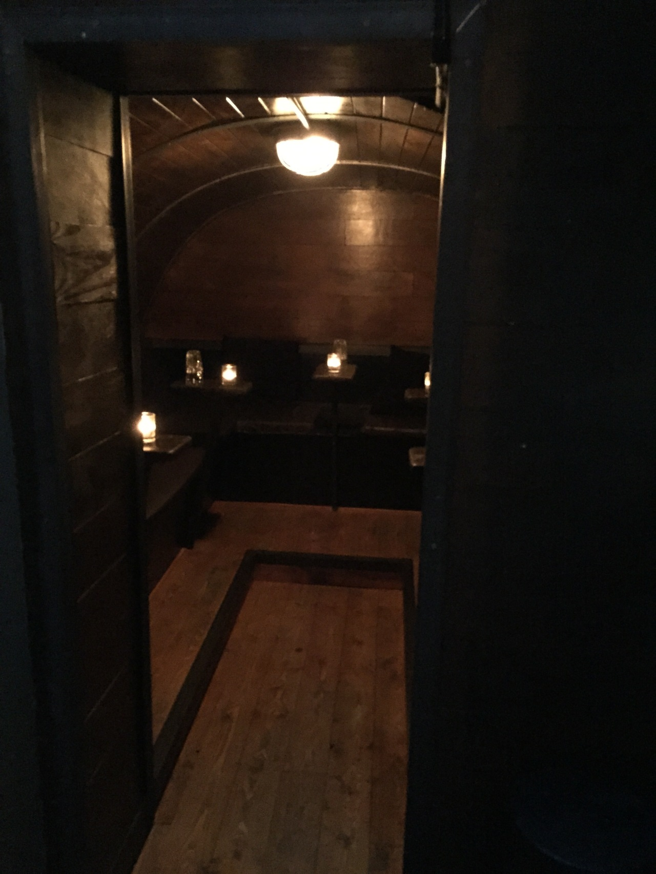 Private room for hire in The Vaults