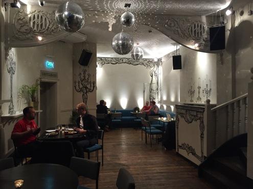 The Parlour bar in Islington's Dead Doll's Club